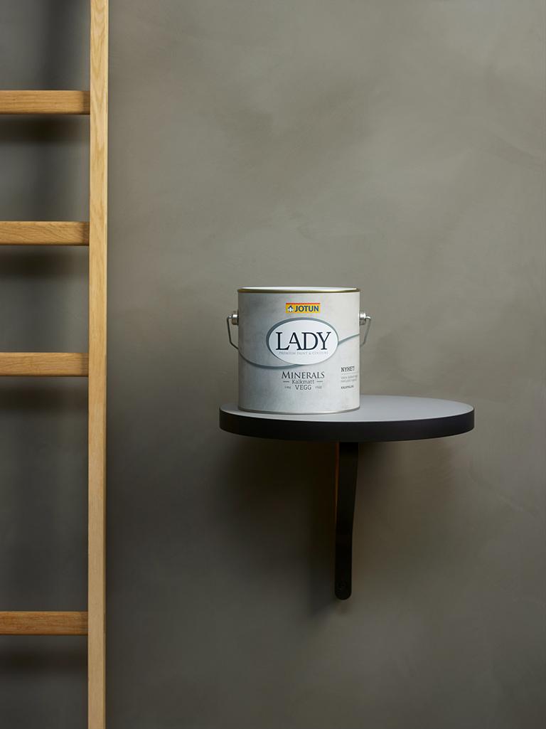 LADY 1462 Grå Skiffer - gråfärger
