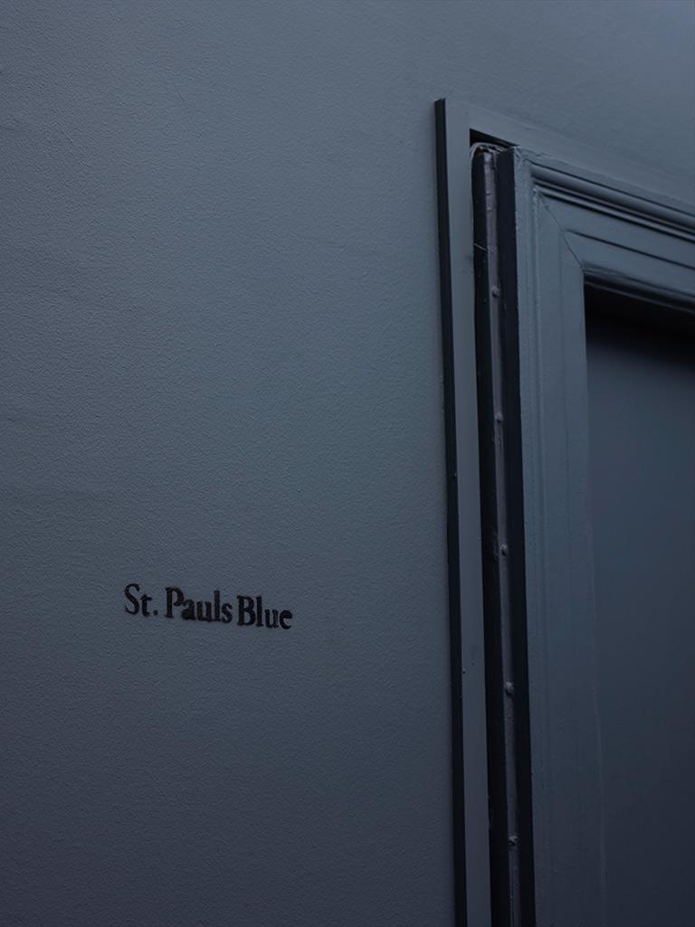 Jotun + Frama = St. Pauls Blue