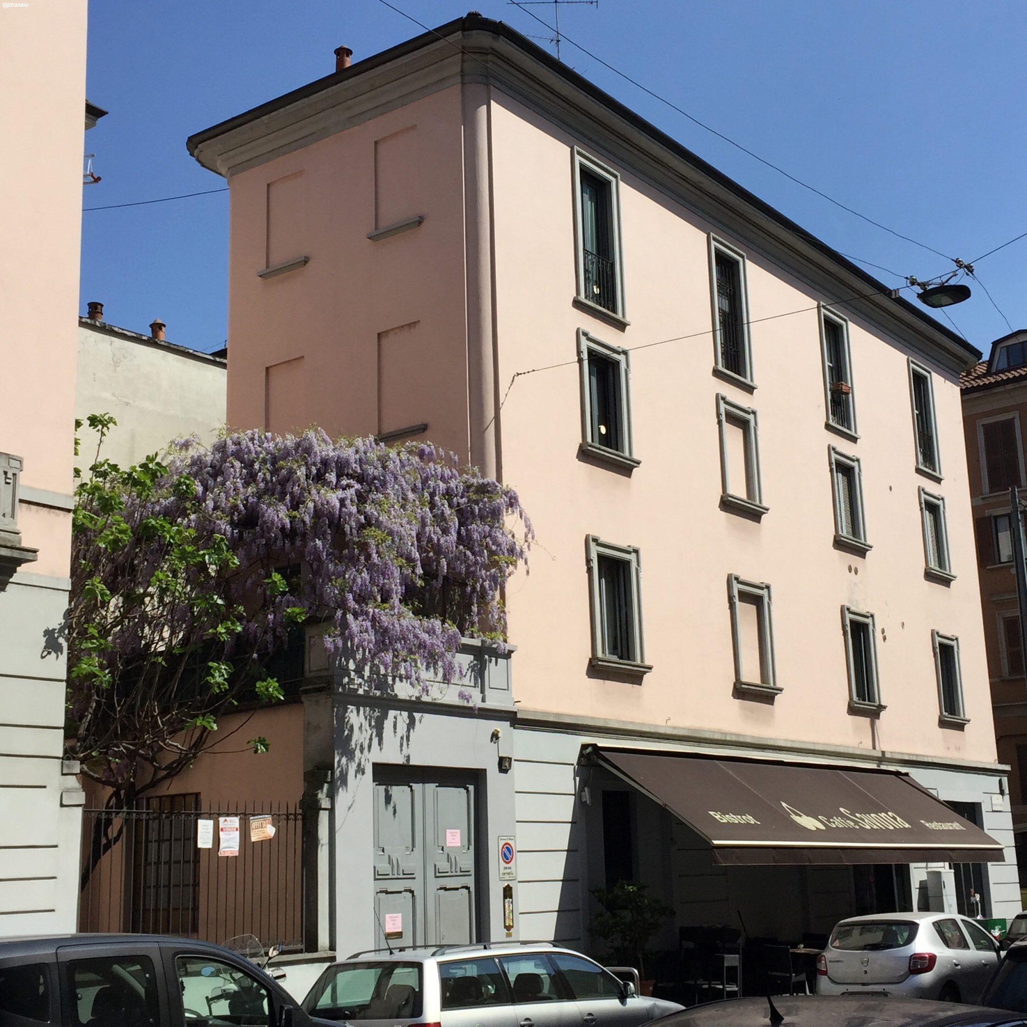 Kulörinspiration från Milano