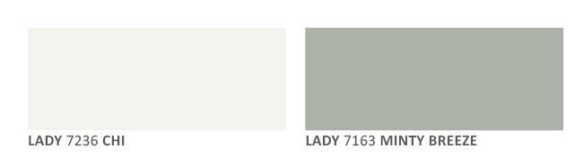 LADY 7163 Minty Breeze
