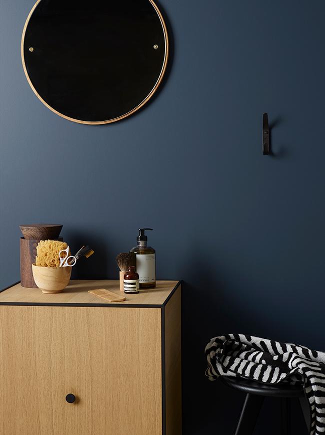 7 vackra färgkombinationer till badrummet