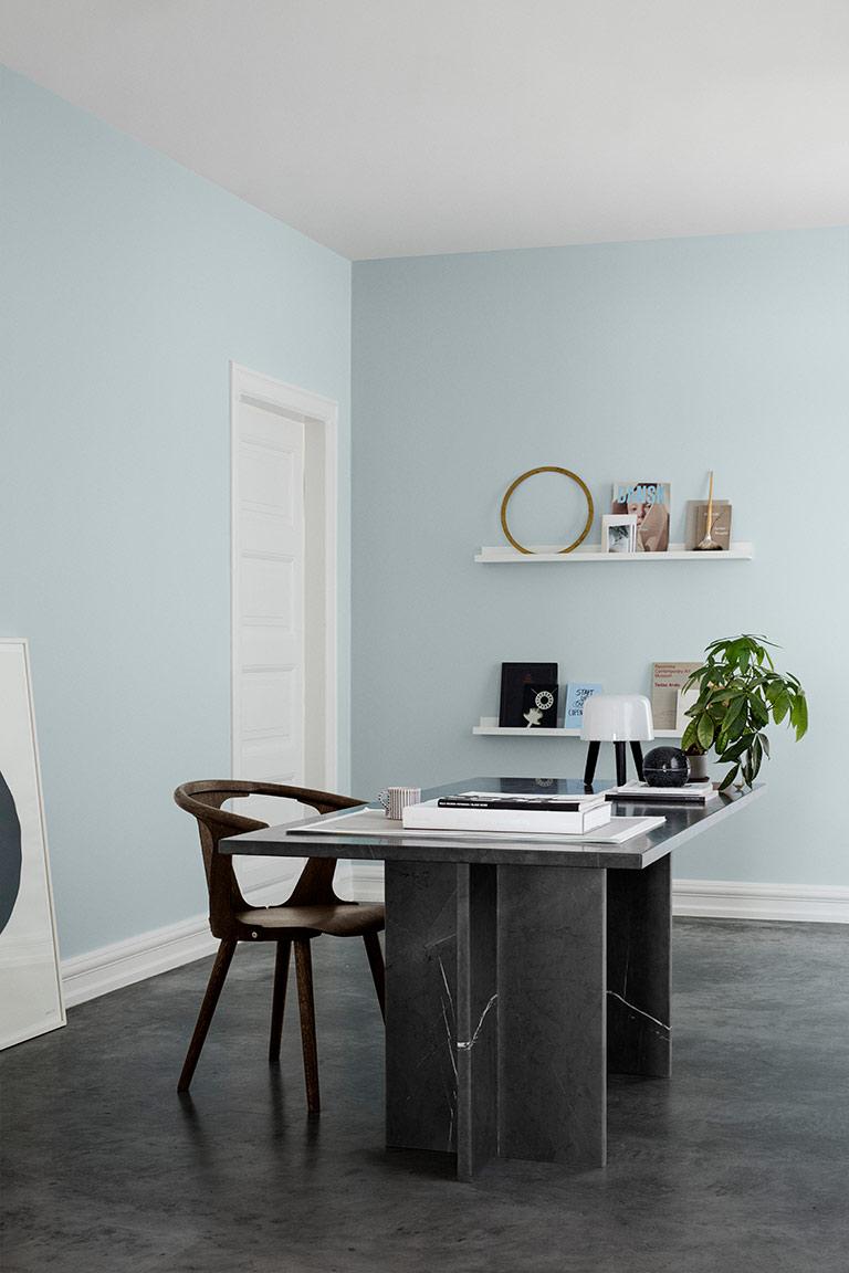 Nya blåfärger från Jotun LADY