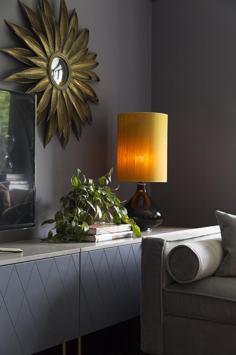 Lampor och konst