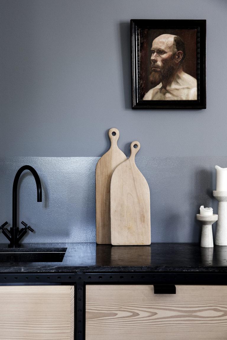 Detaljer från köket