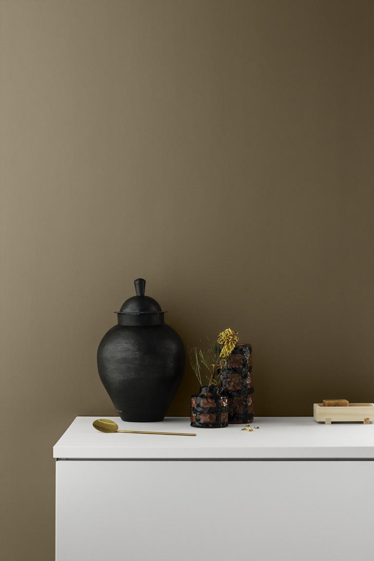 Gyllene brons färger