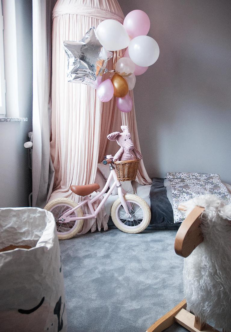 Frida Fahrman färgval barnrum