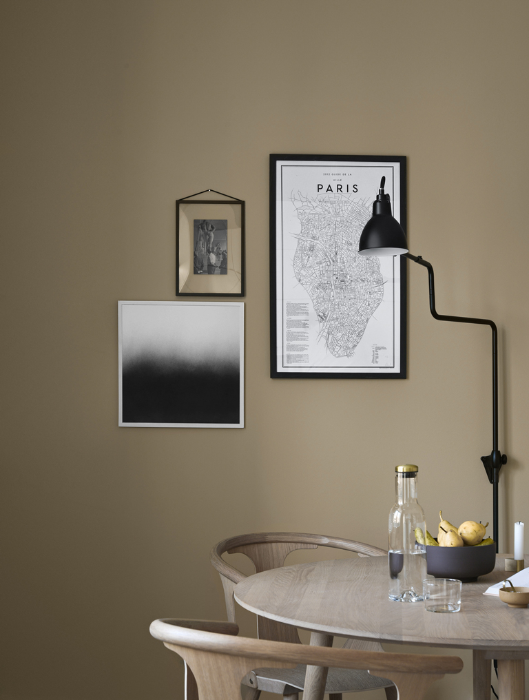 Köket hos Onlydecolove, målat med LADY Raw Canvas