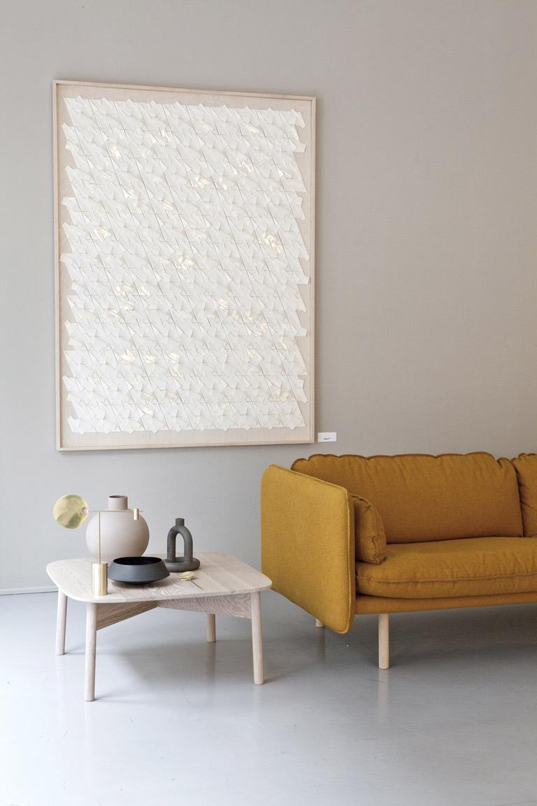 Unik utställning med norsk design