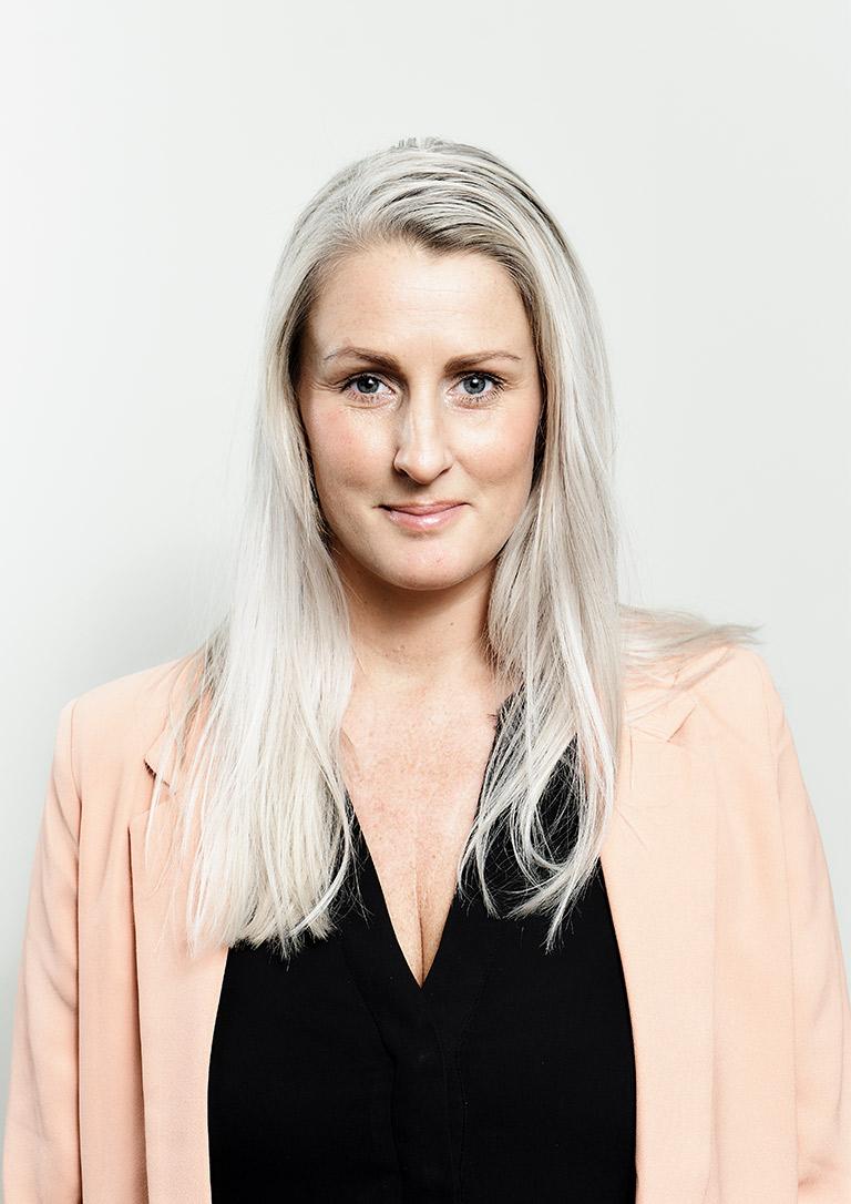 Nina Klæboe Mørkve, skandinavisk kulörchef på Jotun.