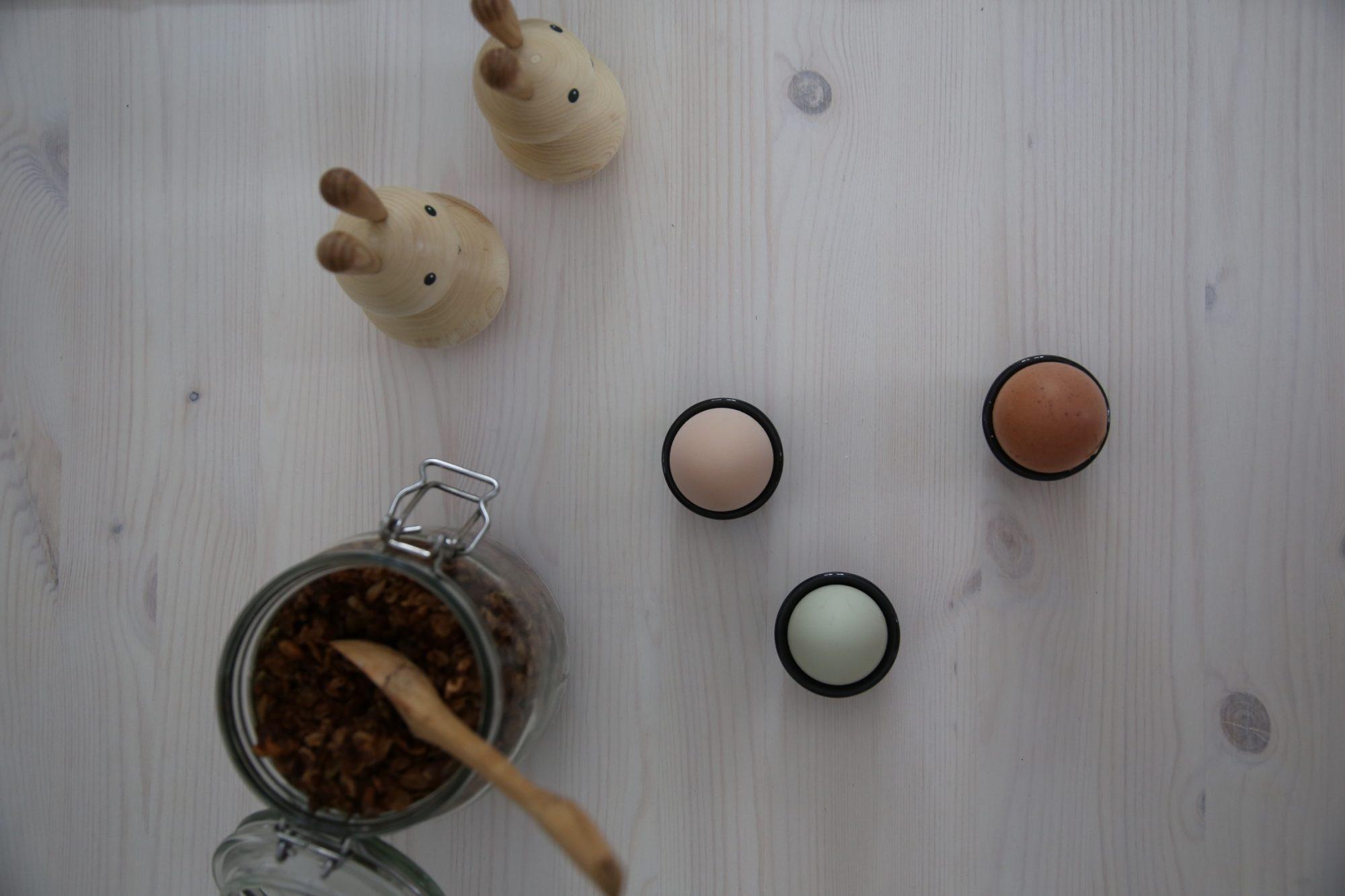Ett kök - olika färger