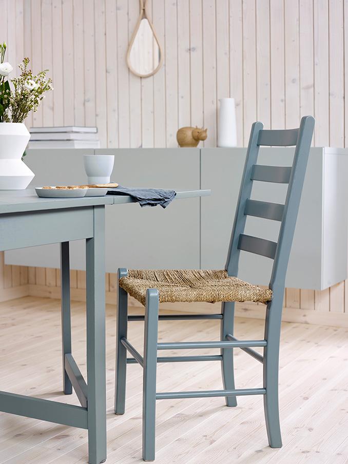 Måla möblerna – så får du bästa resultatet