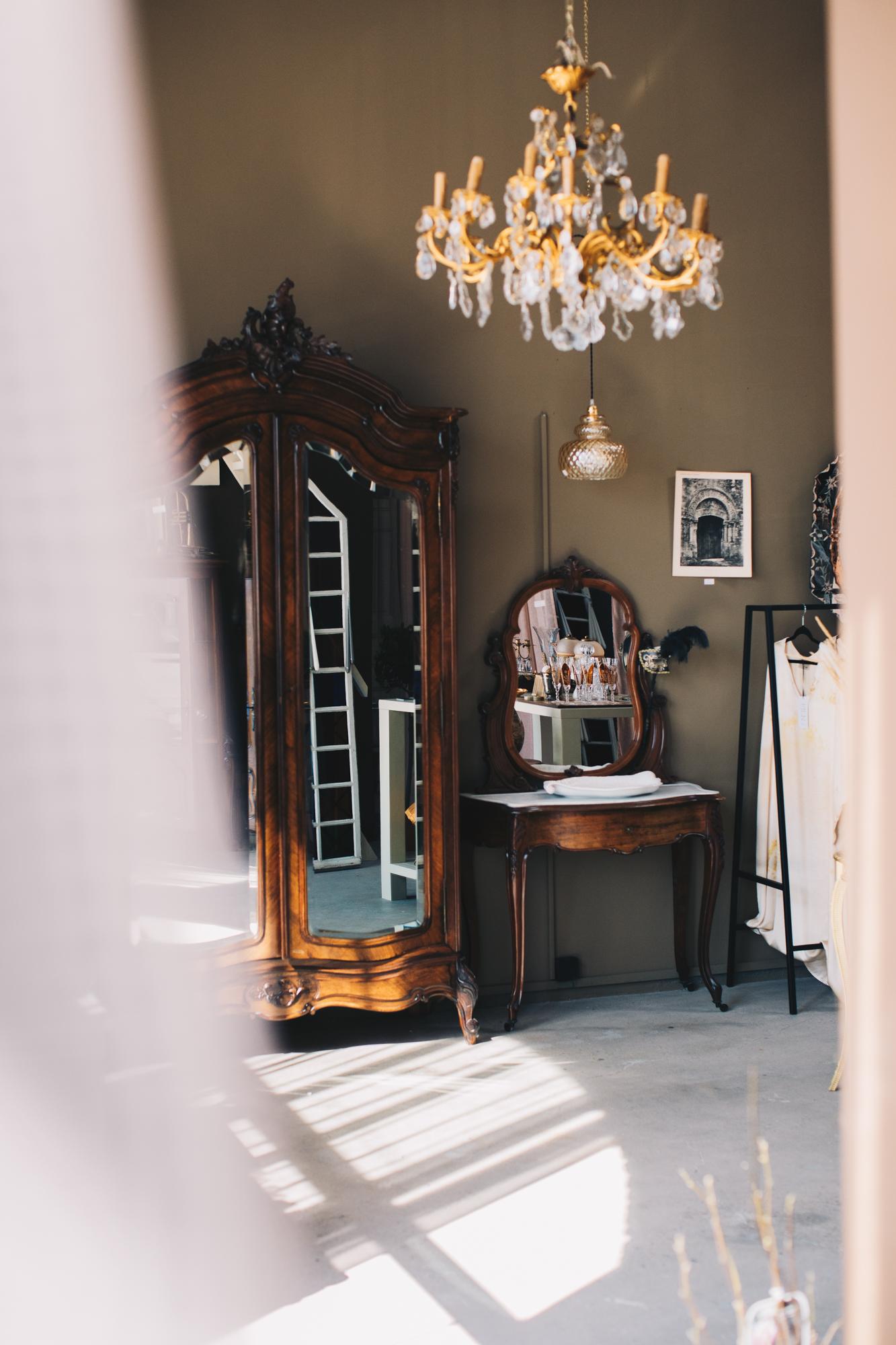 Artispelisse – återbruk av gamla franska skatter